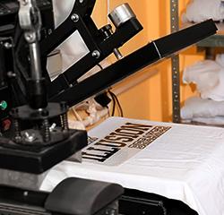 Печат, ситопечат, трансферен печат с фолио, дигитален печат